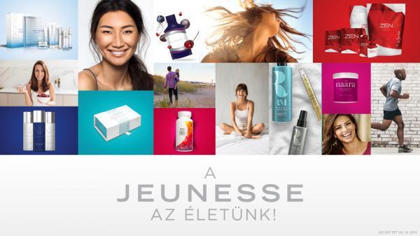 Jeunesse Rövid Prezentáció  ÉLŐ ONLINE FELVÉTEL 2. - ReCode Team - dr. Vaktor Orsolya